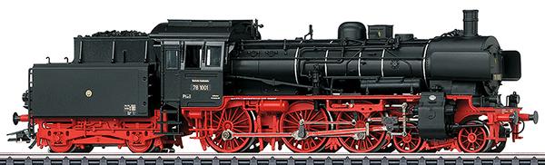 Marklin 39781 - German Steam Locomotive BR 78.10 of the DB