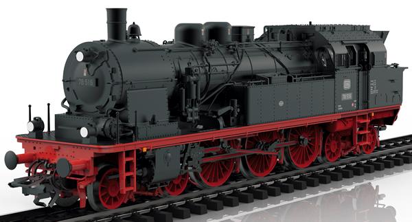 Marklin 39786 - German Steam Locomotive BR 78 of the DB