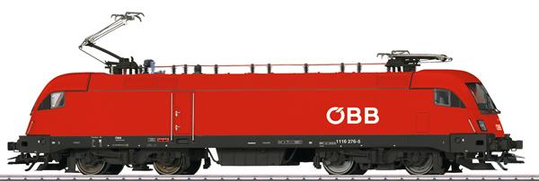 Marklin 39849 - Austrian Electric Locomotive Class 1116 of the OBB (Sound)