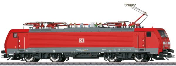 Marklin 39866 - German Electric Locomotive Class 189 of the DB AG (Sound)