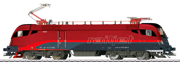 Marklin 39871 - Austrian Electric Locomotive Rh1116 of the OBB