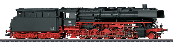 Marklin 39880 - German Steam Locomotive Class 44 of the DB with Oil Tender (Sound)