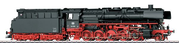 Marklin 39882 - German Steam Locomotive Class 44 of the DB with Oil Tender
