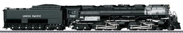 Marklin 39912 - USA Steam Locomotive Class 3900 of the UP (Sound Decoder)