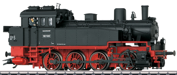 Marklin 39923 - German Steam Locomotive Class 92 of the DB (Sound) - MHI Exclusive