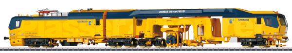 Marklin 39935 - Unimat 09-4x4/4S E3 Ballast Tamping Machine (Sound)