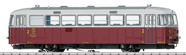 Marklin 39954 - Luxembourg Powered rail Car Class Z 161 of the CFL (Sound)