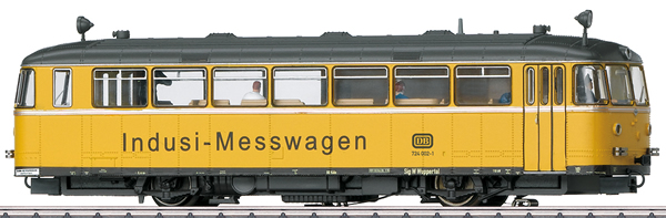 Marklin 39957 - German Powered Railcar Class 724 of the DB (Sound Decoder)