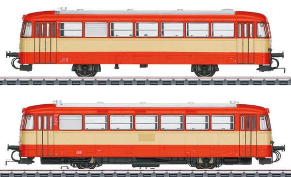 Marklin 39976 - Class VT 3.09 Powered Rail Car (Sound Decoder) -MHI Exclusive