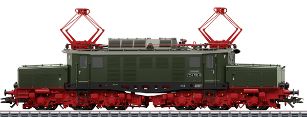 Marklin 39991 - German Electric Locomotive Class 254 of the DR (Sound)