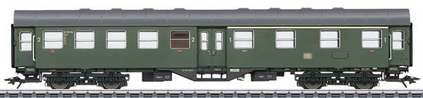 Marklin 41310 - German 1st/2nd class Passenger Car of the DB