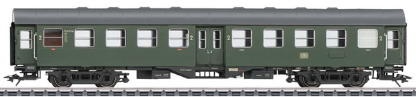 Marklin 41320 - German 2nd class Passenger Car of the DB