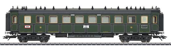 Marklin 41359 - Express Train Passenger Car 3rd Class Type CCu