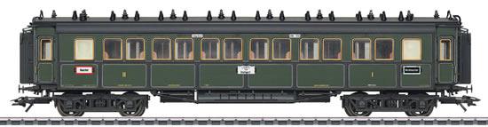 Marklin 41369 - Express Train Passenger Car 1/2 class Type ABBu