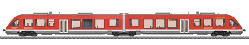 Marklin 41731 - Dummy Communter Powered Rail Car cl 648.2 LINT 41 of the DB AG