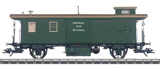 Marklin 42121 - Baggage Cart