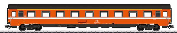 Marklin 42911 - FS Type Az Passenger Car, 1st Class, Era IV