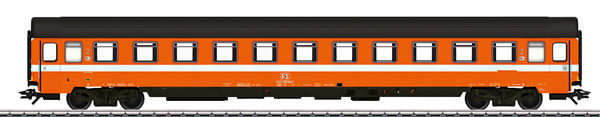 Marklin 42922 - FS Type Bz Passenger Car, 2nd Class, Era IV