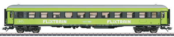 Marklin 42956 - Express Train Passenger Car, 2nd Class - MHI Exclusive