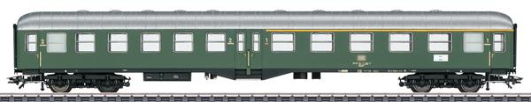 Marklin 43120 - German Passenger Car, 1st/2nd Class of the DB