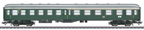 Marklin 43126 - Passenger Car, 1st/2nd Class