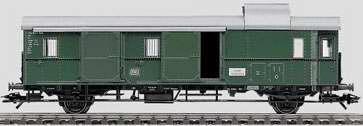 Marklin 4315 - LOCAL BAGGAGE CAR DB       92