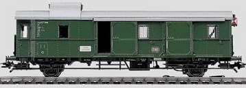 Marklin 4316 - BAGGAGE CAR W/MARK LITES DB 92