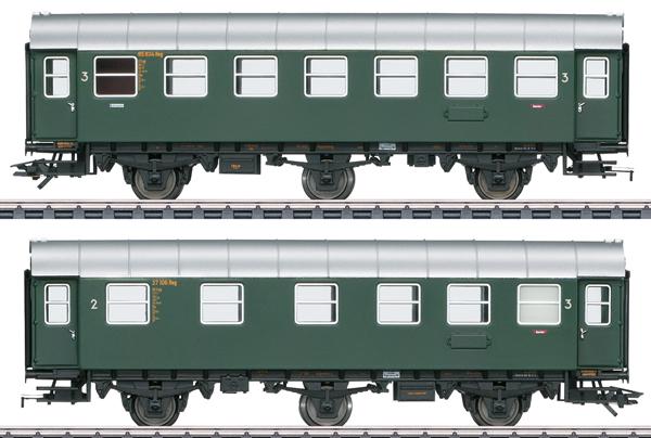 Marklin 43174 - 2pc Passenger Car Set