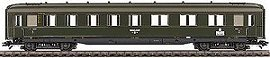 Marklin 43211 - Marklin 43211 EXP TRAIN PASSENGER CAR 2/3 CL  99