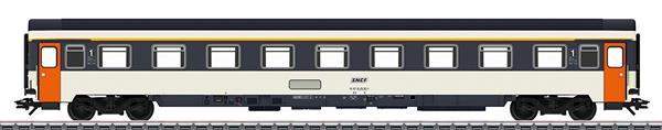 Marklin 43281 - SNCF Type A9u Passenger Car, 1st Class, Era IV