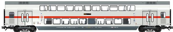 Marklin 43484 - DB AG IC2 Bi-Level Intermediate Car, 2nd Class, Era VI