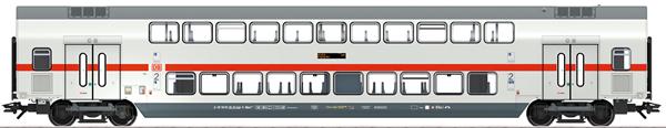 Marklin 43485 - DB AG IC2 Bi-Level Intermediate Car, 2nd Class, Era VI