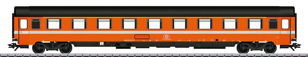 Marklin 43511 - SNCB Type AI6 Passenger Car, 1st Class, Era IV
