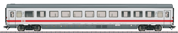 Marklin 43680 - German Passenger Car of the DB AG