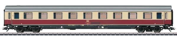 Marklin 43862 - DB Type Avümz 111 Passenger Car, 1st Class, Era IV