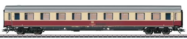 Marklin 43863 - DB Type Avümz 111 Passenger Car, 1st Class, Era IV