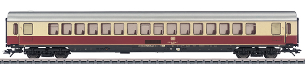 Marklin 43864 - DB Type Apümz 121 Passenger Car, 1st Class, Era IV