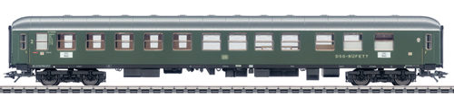 Marklin 43940 - German Express Train Passenger Car of the DB