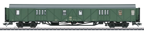 Marklin 43992 - Type MDyge 986 Auxiliary Baggage Car with Sound - MHI Exclusive
