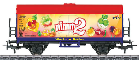 Marklin 44215 - Nimm 2 Refrigerator Car