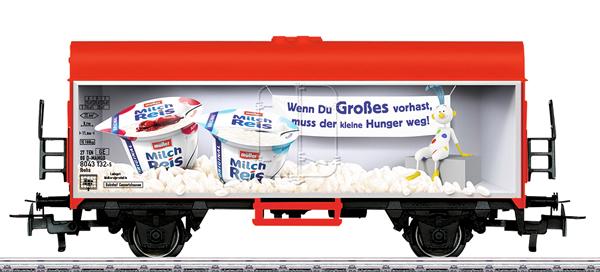 Marklin 44217 - Molkerei Müller Refrigerator Car