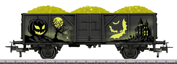 Marklin 44232 - Halloween Car - Glow in the Dark