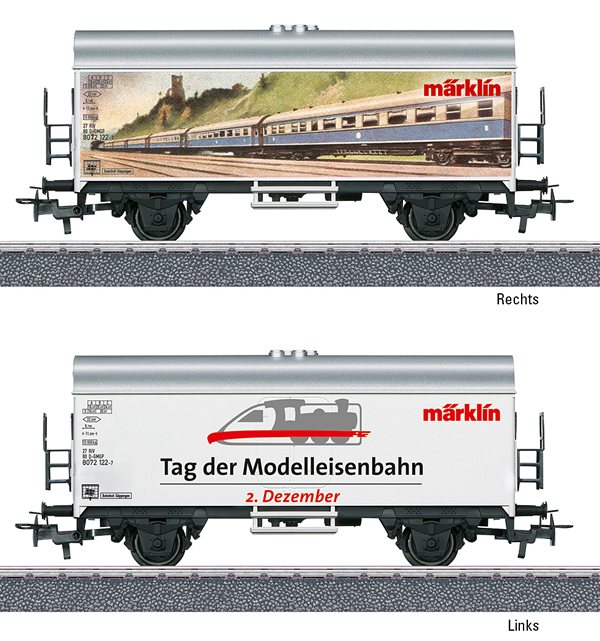 Marklin 44269 - Set for the International Railroad Day