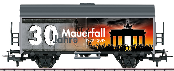 Marklin 44300 - Refrigerator Car – 30 Years of the Fall of the Wall