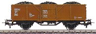 Marklin 4431 - GONDOLA W/COAL LOAD  DB