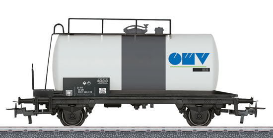 Marklin 44403 - Petroleum oil tank car - START UP
