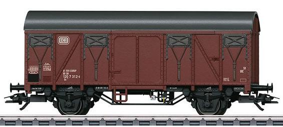 Marklin 44500 - Boxcar Type Gs 210 Boxcar