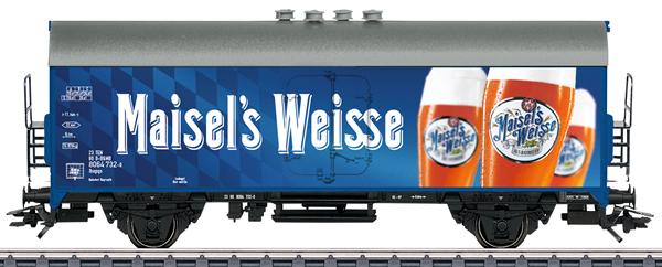 Marklin 45027 - German Beer Refer Car Maisel