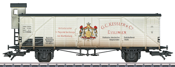 Marklin 45176 - German Box Car of the DRG