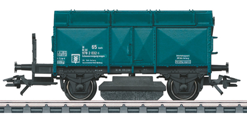 Marklin 46049 - German Track Cleaning Car of the DB